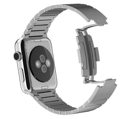 Apple Watch bracelet maillons 42mm image1