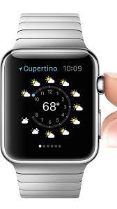 Apple Watch capture ecran
