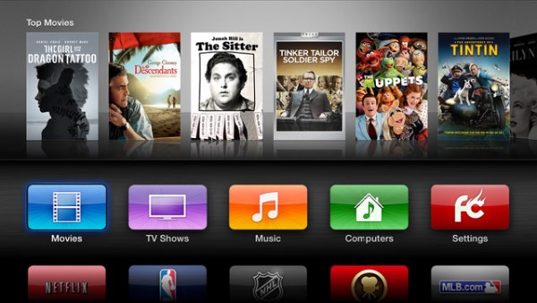 AppleTV2 Home