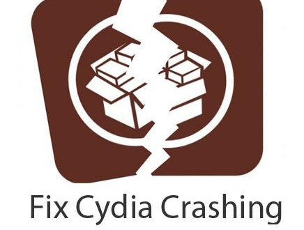 Crashed-Cydia