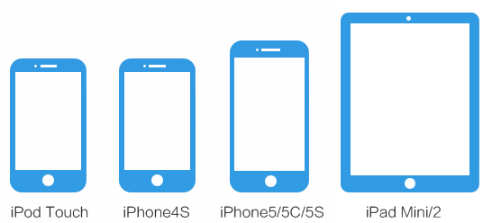 Evasi0n iOS 7 devices compatibles image
