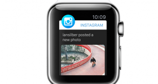 Instagram Apple Watch image1
