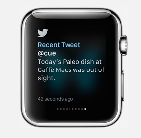 Twitter AppleWatch image1