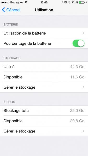 Utilisation batterie image 2