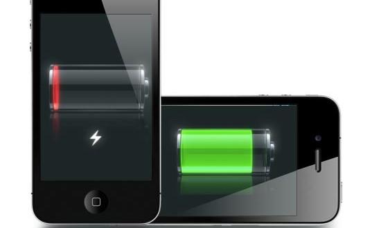 iPhone batterie problem