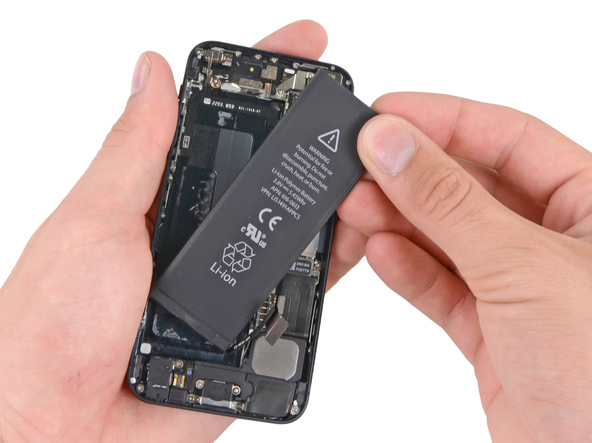 iphone 5 battery 17