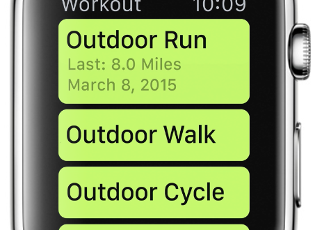 App Exercice image workout 1