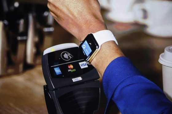 Apple Pay Apple Watch image1