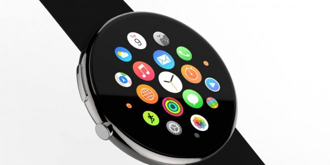Apple Watch 2 concept rond 1