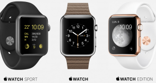 Apple Watch 3 modeles image