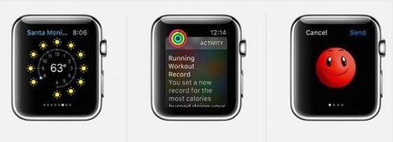 Apple Watch Emojis ForceTouch
