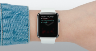 Apple watch appli music siri 1