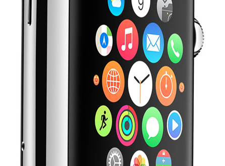 Apple watch ecran appli intégré