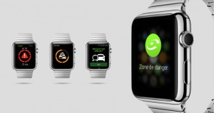 Apple watch icoyote