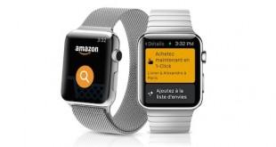 AppleWatch application Amazon