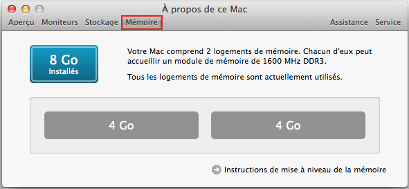 Mac propos Mac mémoire imageB