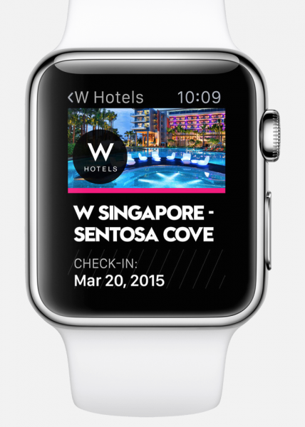 SPG Apple Watch App1