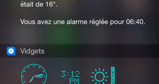 Widgets iOS 8 center modifier1