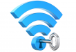 Wifi cracked image logo