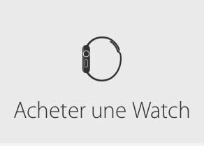 acheter une Watch