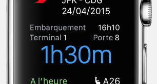 air france apple watch 1