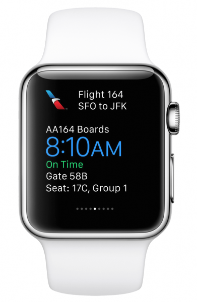 american airlines apple watch app2