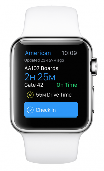 american airlines apple watch app4
