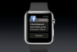 apple watch Facebook features