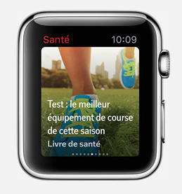 apple watch app flipboard