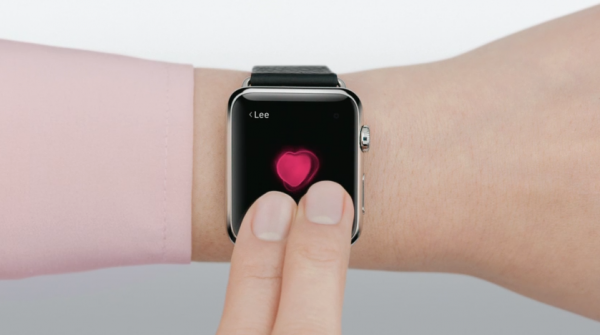 apple watch battement de coeur im1