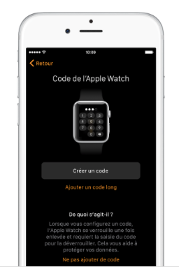 apple watch code config im1