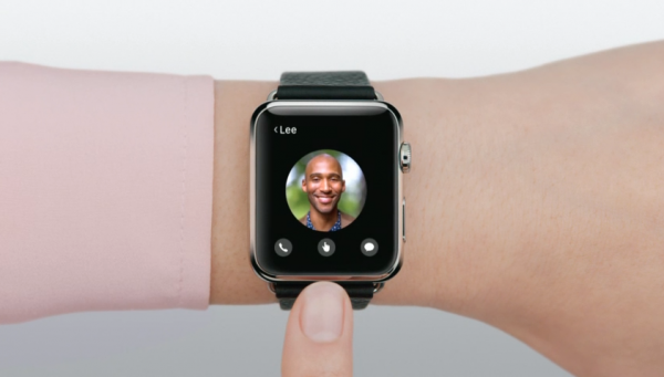 apple watch contacts im2