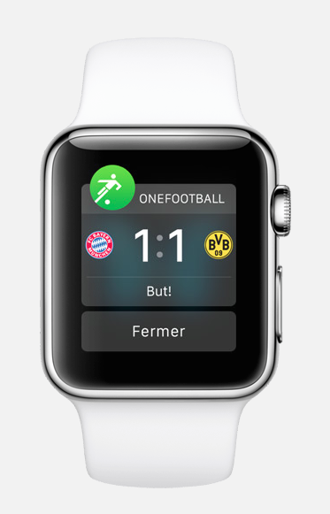 apple watch onefootball im3
