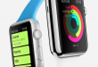 apple watch sport activité