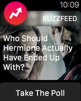 applewatch BuzzFeed app im2