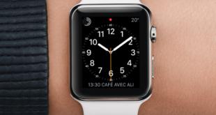 applewatch RDV calendrier