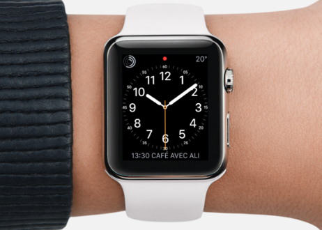 applewatch RDV calendrier