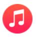 applewatch appli musique icone