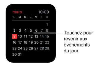 applewatch calendrier im2