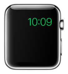 ecran apple watch eco mode