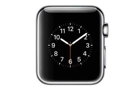 heure apple watch