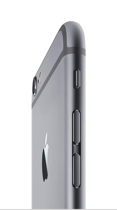 Bouton Silencieux Iphone