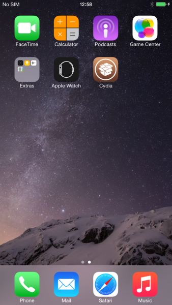 ionic jailbreak ios 8.4 beta 1