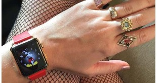 katy perry apple watch 2