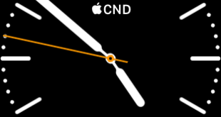 monogramme appleconnected apple watch 5