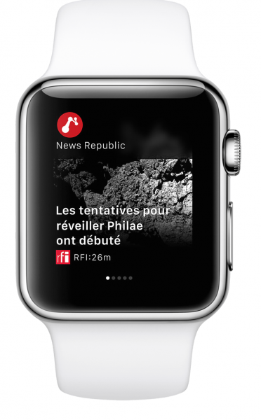 news republic apple watch 3