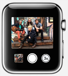 smartwatch appli telecommande photo1