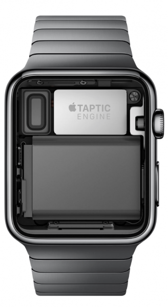 taptic engine