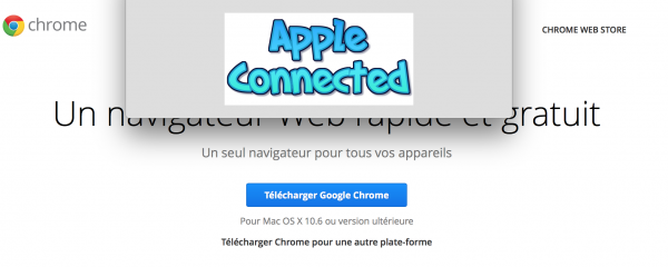 tuto mac android chrome 1