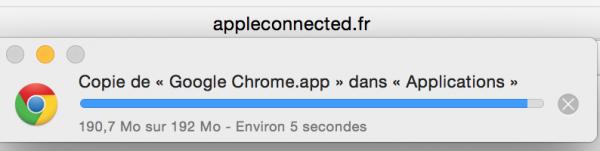 tuto mac android chrome6
